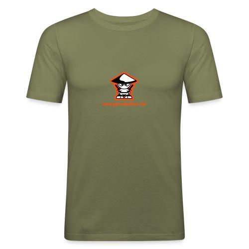 zwergrebell - Männer Slim Fit T-Shirt