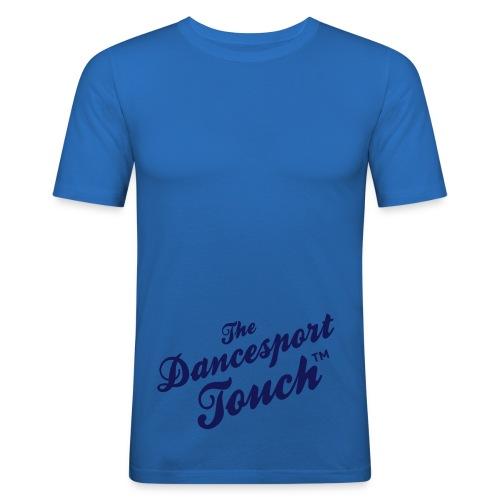 Logo TDT™ - T-Shirt H - T-shirt près du corps Homme
