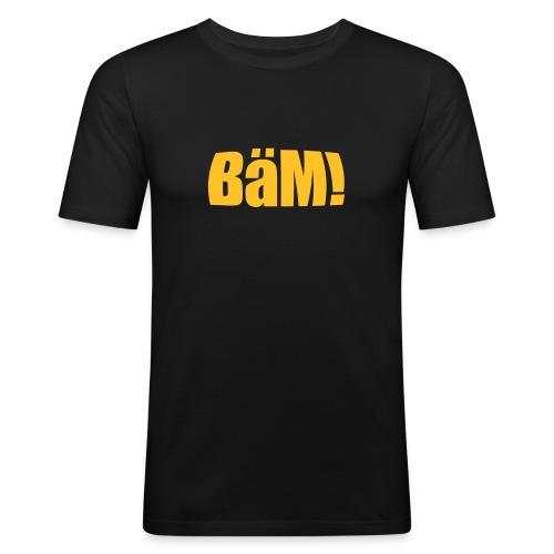 BäM! Deluxe-T-Shirt - Männer Slim Fit T-Shirt