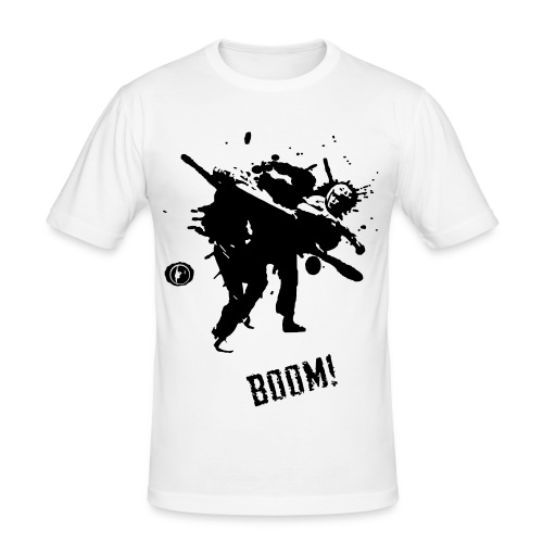 BKC BOOM T-Shirt (Men's) - Men's Slim Fit T-Shirt