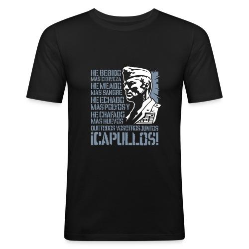 El Sargento de Hierro - Camiseta ajustada hombre