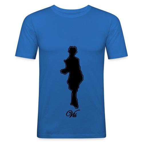"""La marquise des Fêtes """"Homme"""" - T-shirt près du corps Homme"""