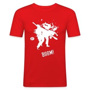 BKC BOOM T-Shirt (Men's) - Men's Slim Fit T-Shirt