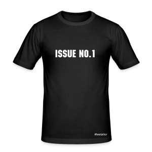 ISSUE NO. 1 - Men's Slim Fit T-Shirt