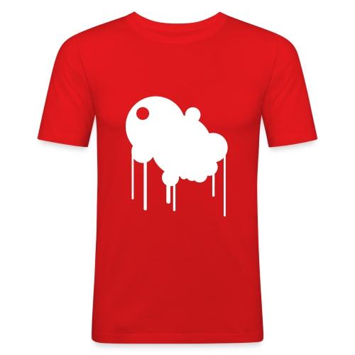 Bubble design - Men's Slim Fit T-Shirt