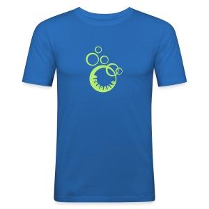 BOKBUBBLA - Slim Fit T-shirt herr