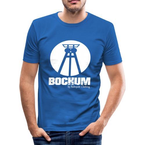 Bergbau Museum Bochum - T-Shirt - Männer Slim Fit T-Shirt