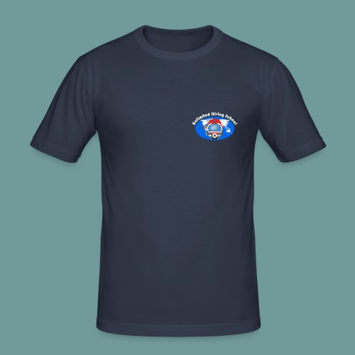 Ts Bi10Tx 01 - Tee shirt près du corps Homme