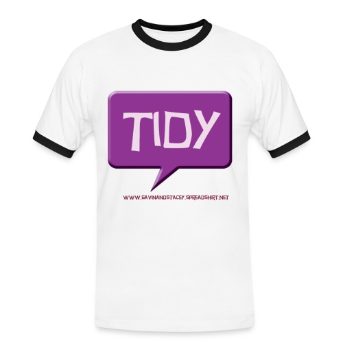 Tidy - Men's Ringer Shirt