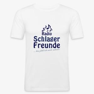 RSF Fanshirt - Männer Slim Fit T-Shirt