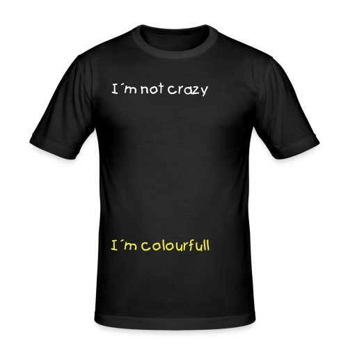 Yep! - Slim Fit T-shirt herr