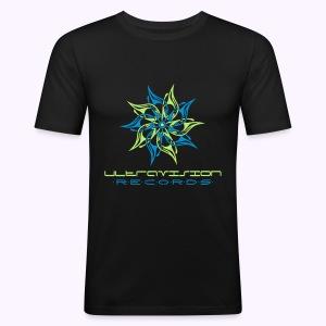 Ultravison front print - slim fit T-shirt