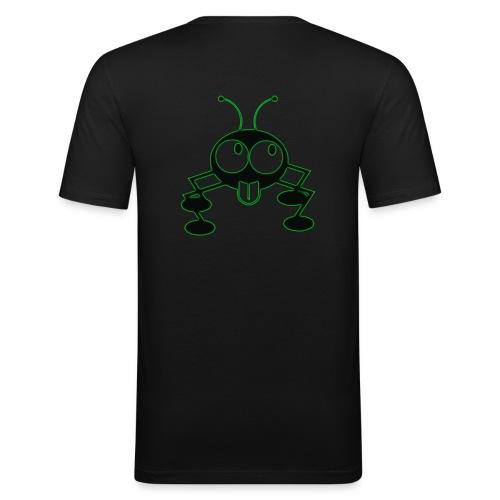 Infected serie for man - Camiseta ajustada hombre