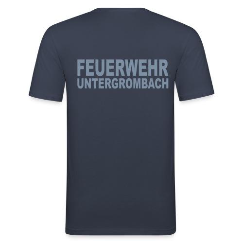 T-Shirt SlimFit - Männer Slim Fit T-Shirt