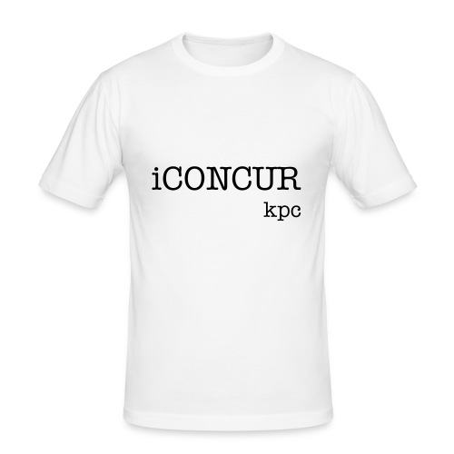 iCONCUR - Men's Slim Fit T-Shirt