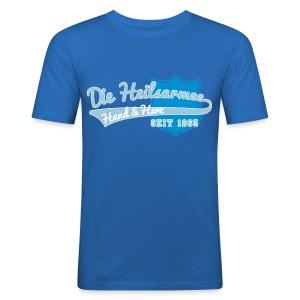 Baseball - Männer Slim Fit T-Shirt