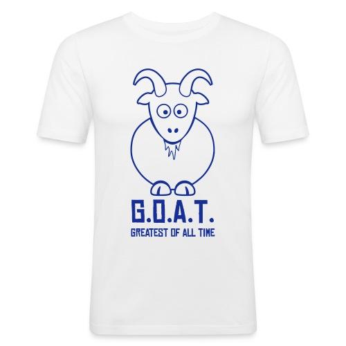 GOAT - Men's Slim Fit T-Shirt