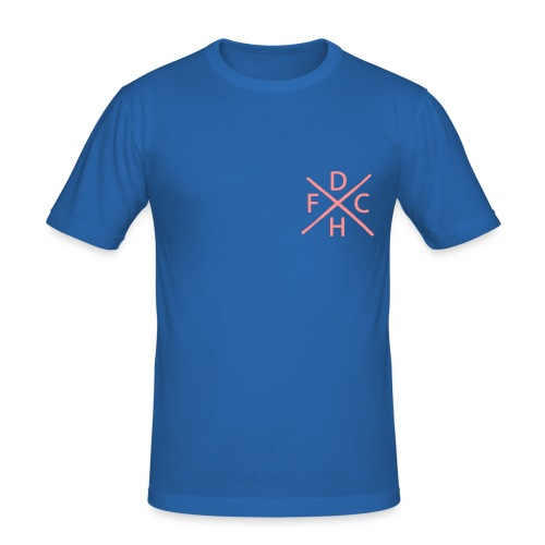 DHFC  slim fit - Men's Slim Fit T-Shirt