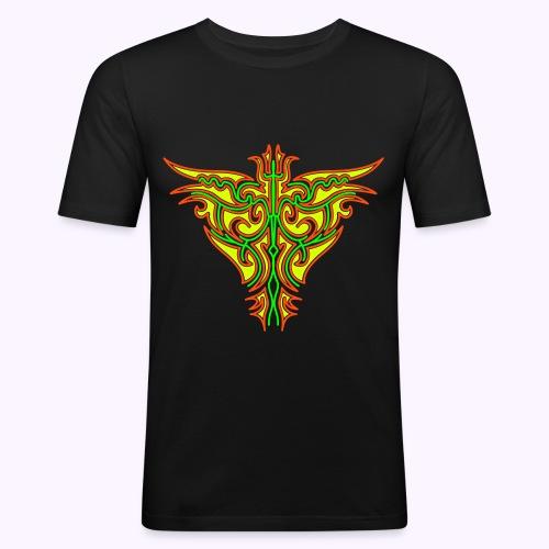 Maori Firebird Men's Slim Fit Shirt - Men's Slim Fit T-Shirt