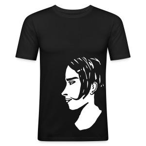 Doraprofil für Männer - Männer Slim Fit T-Shirt