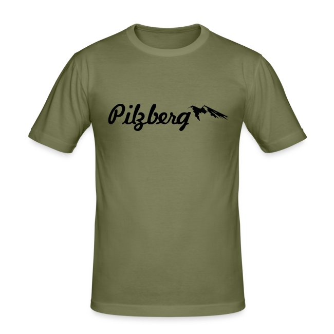 Pilzberg (schwarzer Druck)