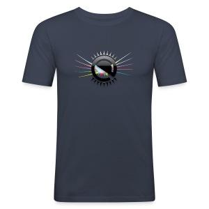 #e.fr - Tee shirt près du corps Homme
