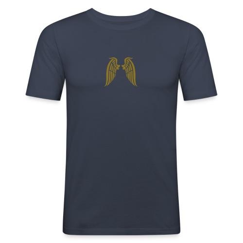 My Angel - Men's Slim Fit T-Shirt