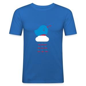 Cherry Bird - Männer Slim Fit T-Shirt