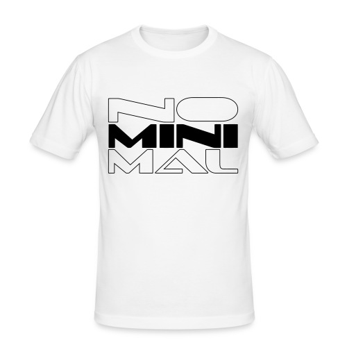 no  mal Tee-shirt - T-shirt près du corps Homme