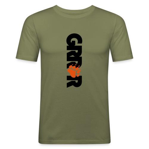 Grrr Special Edition 2011 - Men's Slim Fit T-Shirt
