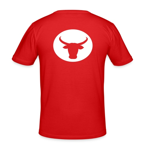 Rasetteur - T-shirt près du corps Homme