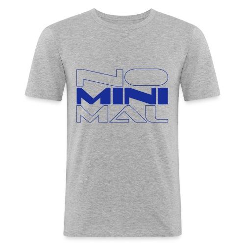 no  mal Tee-shirt - Tee shirt près du corps Homme