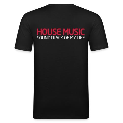 House Revolution Member Shirt - Men's Slim Fit T-Shirt