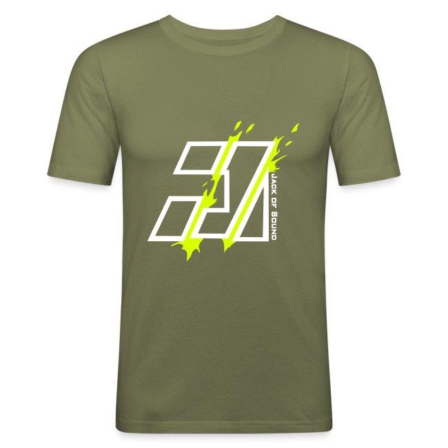 Slim Fit Shirt - Navy