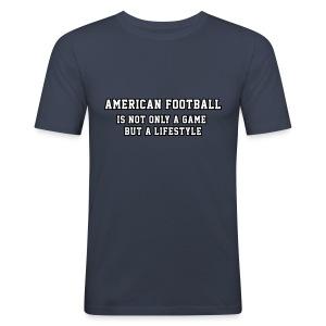 Not Only a Game - Miesten tyköistuva t-paita