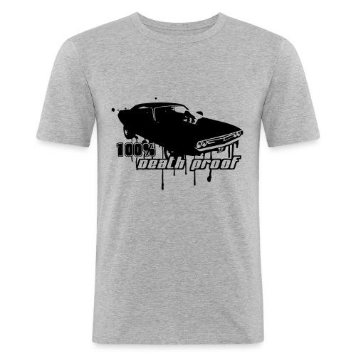 72 Dodge Challenger - 100% todsicher! - Männer Slim Fit T-Shirt