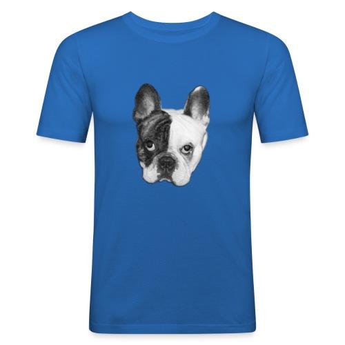 Schweinehund - Männer Slim Fit T-Shirt