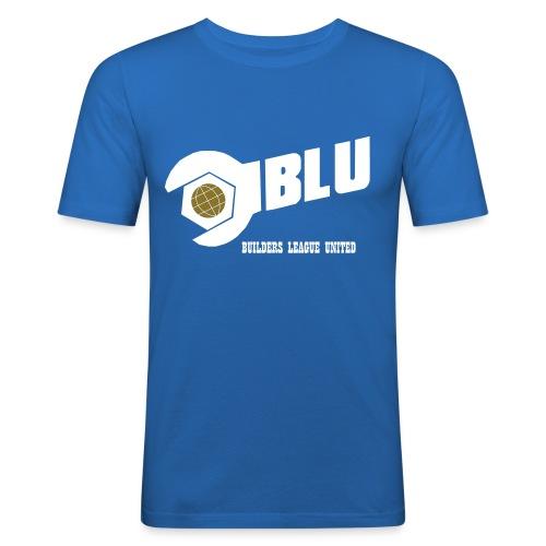 TF2 Team BLU Slim Fit T-shirt - Men's Slim Fit T-Shirt