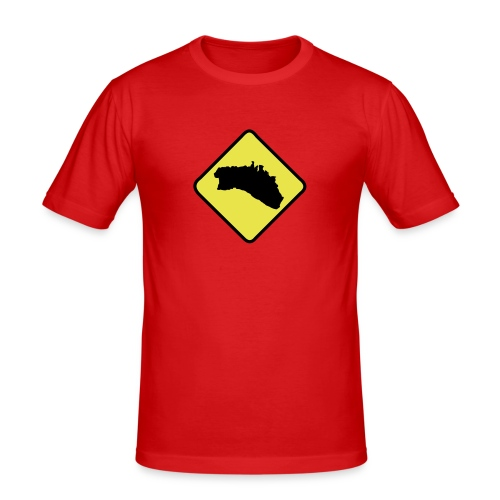 Senyal Menorca - Camiseta ajustada hombre