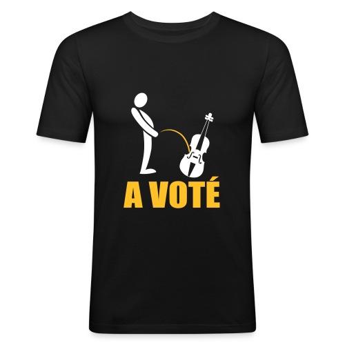 A voté - T-shirt près du corps Homme