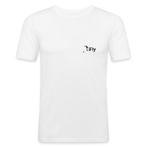 iFly Men - Men's Slim Fit T-Shirt