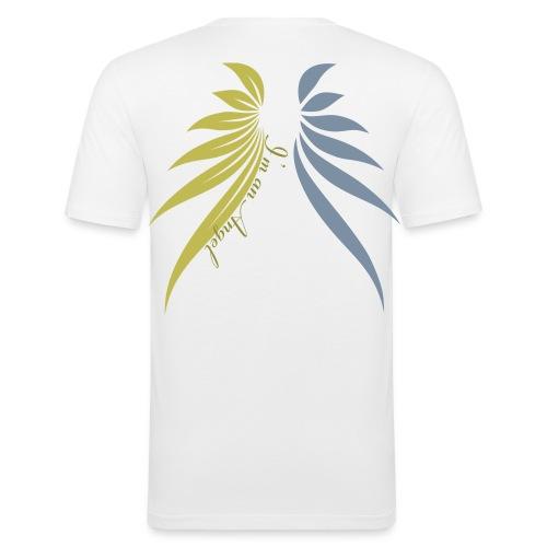 Dos ailes d'ange I am an Angel - T-shirt près du corps Homme