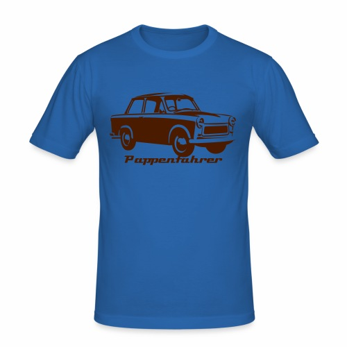 Trabant 601 Coupé - Men's Slim Fit T-Shirt