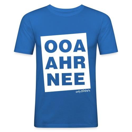 OOAAHRNEE - Männer Slim Fit T-Shirt