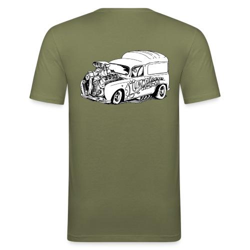 4l Livraison - T-shirt près du corps Homme