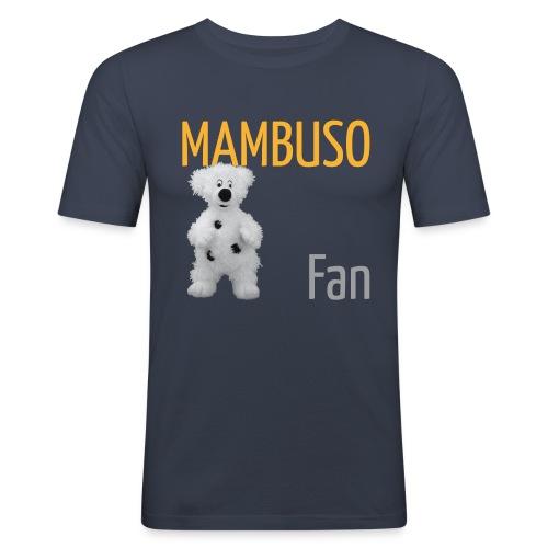 Mambuso-Fan Shirt SF - Männer Slim Fit T-Shirt