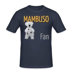 Mambuso-Fan + RUMPELSTIL Shirt SF - Männer Slim Fit T-Shirt