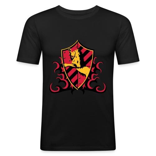 Gryffindor Lion Men - Men's Slim Fit T-Shirt