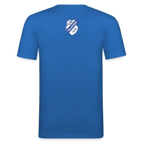 Nilkheim geiler - Männer Slim Fit T-Shirt