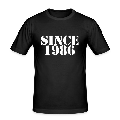 Since 19xx - slim fit - Herre Slim Fit T-Shirt